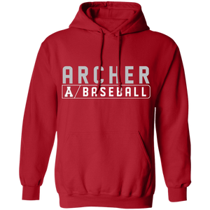 Archer Baseball Bar Logo Amazing Hoodie