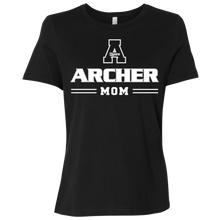 Load image into Gallery viewer, Archer Mom  Ladies' Relaxed Jersey Short-Sleeve T-Shirt