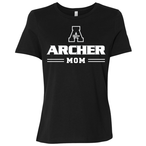 Archer Mom  Ladies' Relaxed Jersey Short-Sleeve T-Shirt