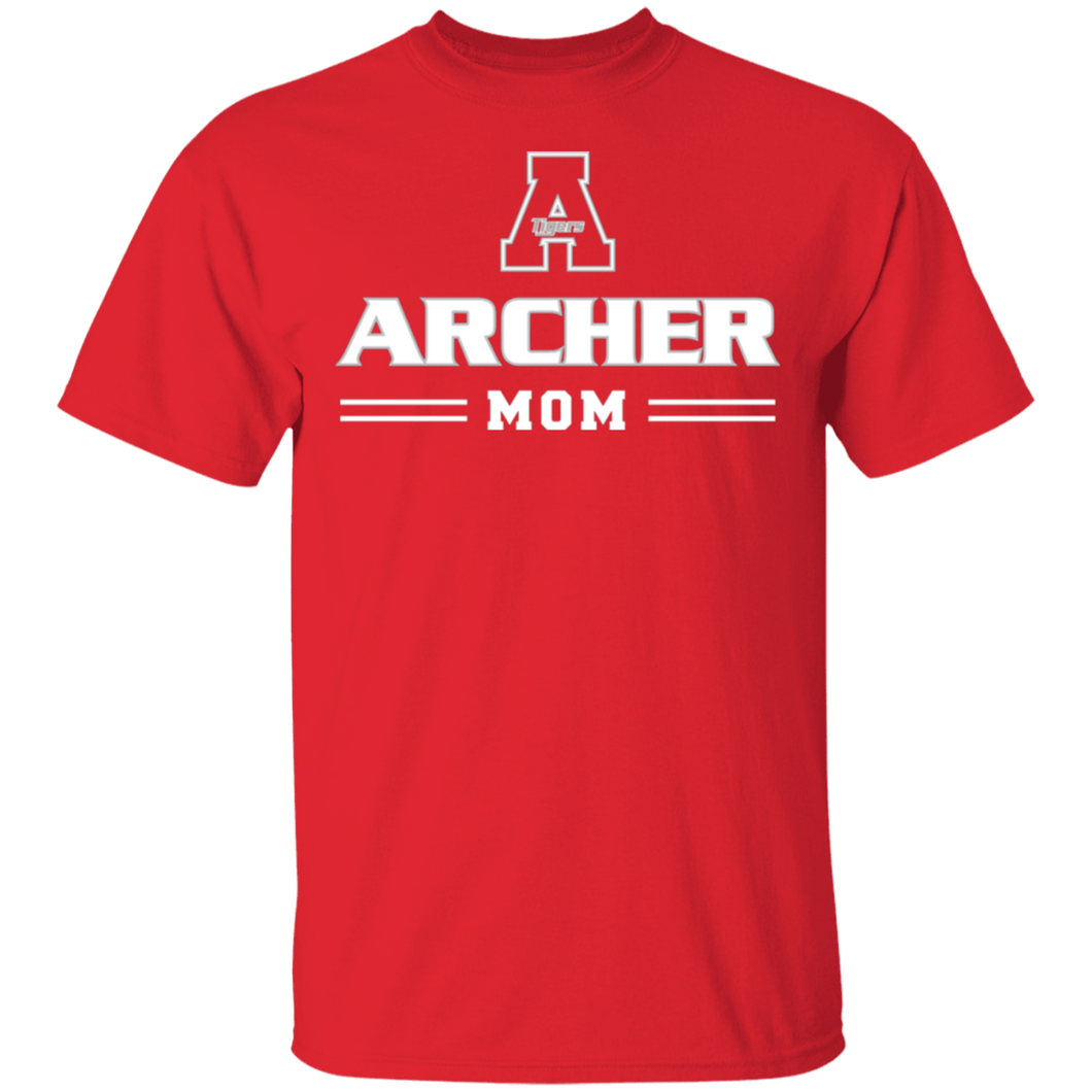 Archer Mom  5.3 oz. T-Shirt