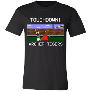 Archer Football 8BitYouth Jersey Short Sleeve T-Shirt