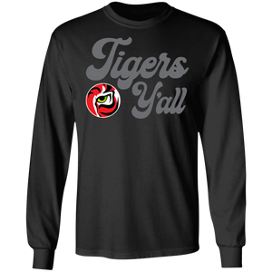 Tigers Y'all Special LS Ultra Cotton T-Shirt