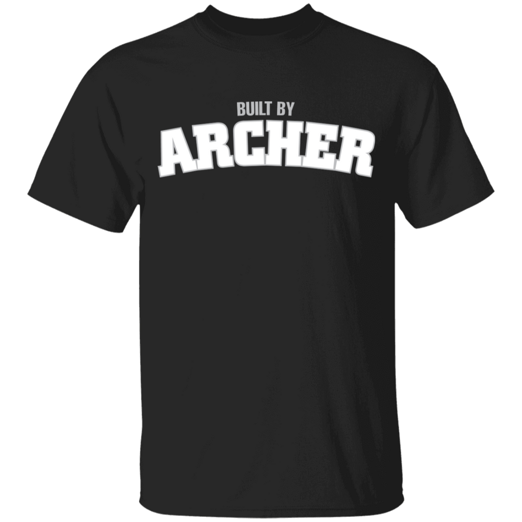 Built by Archer Youth Special SS Tee