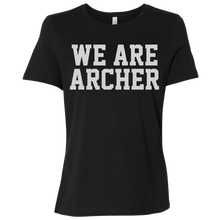 Load image into Gallery viewer, We Are Archer Ladies' Relaxed Jersey Short-Sleeve T-Shirt