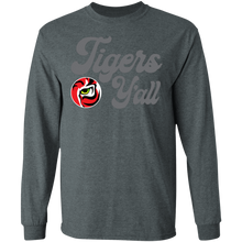 Load image into Gallery viewer, Tigers Y'all Special LS Ultra Cotton T-Shirt