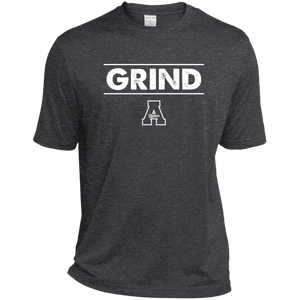Grind Heather Dri-Fit Moisture-Wicking T-Shirt