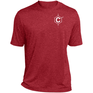 C2 Heather Dri-Fit Moisture-Wicking T-Shirt