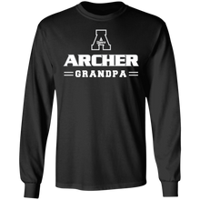 Load image into Gallery viewer, Archer Grandpa Special LS Ultra Cotton T-Shirt