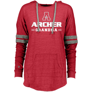 Archer Grandma Ladies Hooded Low Key Pullover