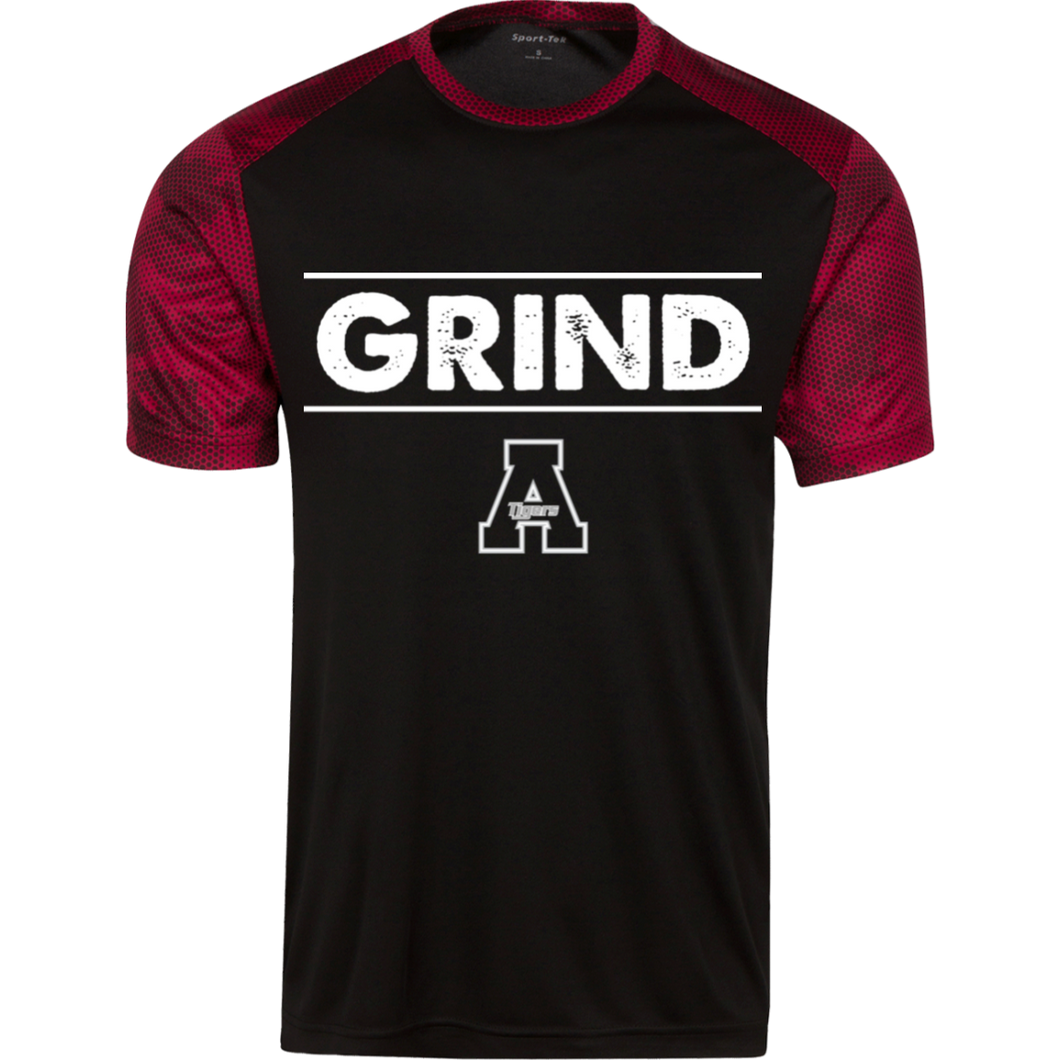 Grind Youth CamoHex Colorblock T-Shirt