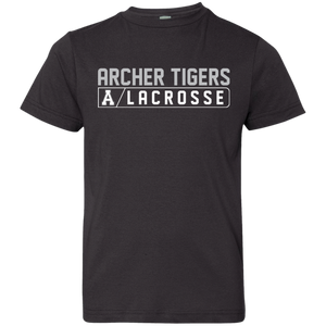 Archer LaCrosse Bar Logo Youth Jersey T-Shirt