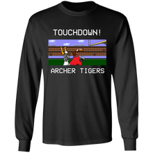 Load image into Gallery viewer, Archer Football 8 Bit Special  LS Ultra Cotton T-Shirt