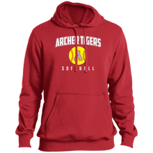 Load image into Gallery viewer, Archer Softball Logo Pullover Hoodie
