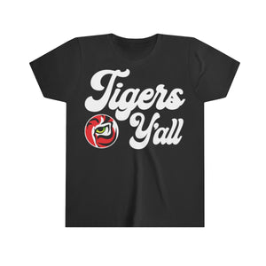 Tigers Yall -Tiger Cubs Short Sleeve Tee
