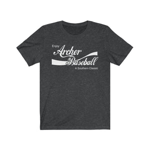Archer Baseball Classic -  Jersey Short Sleeve Tee - Tiger Gear