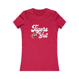 Tigers Y'All - Ladies Favorite Tee