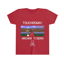 Load image into Gallery viewer, Youth Touchdown Archer Tigers - 8bit Tiger Cubs