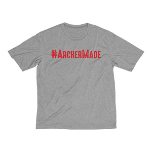 #archermade Men's Heather Dri-Fit Tee - Tiger Gear