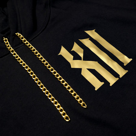 12 CHAINS HOODIE