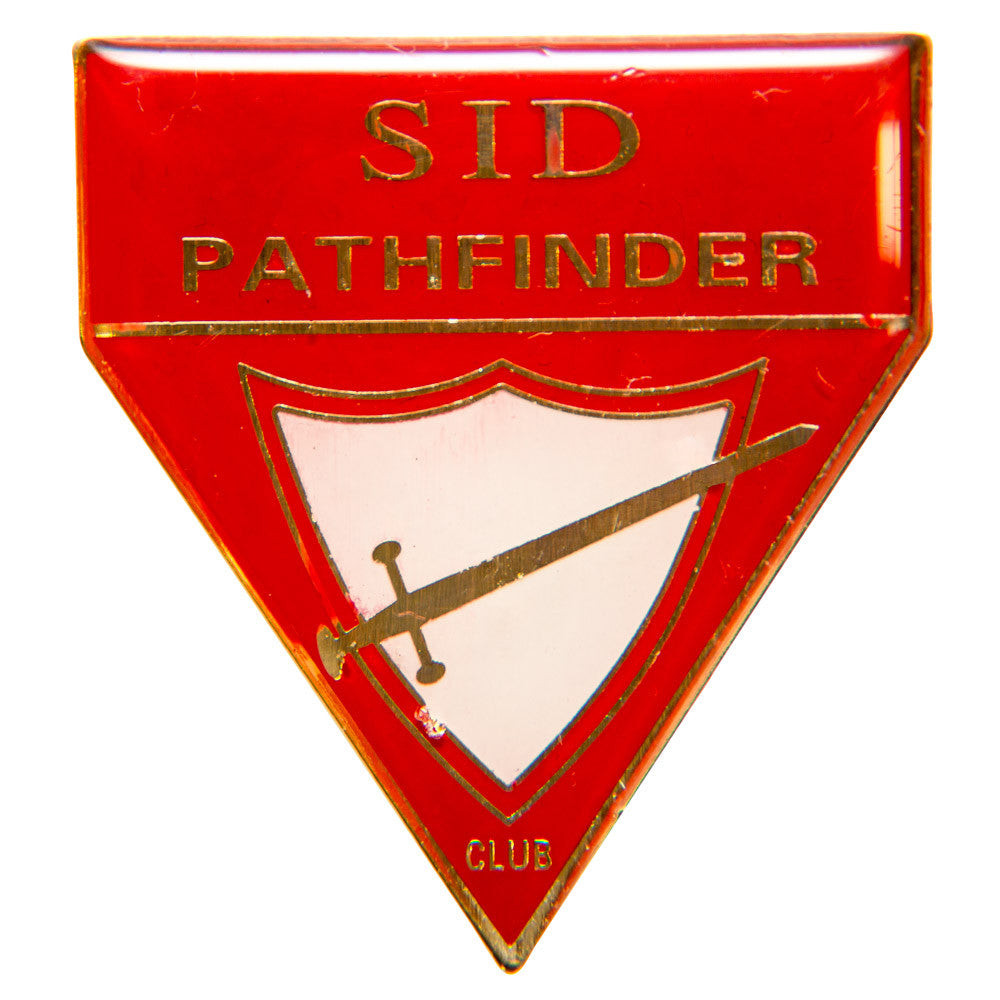 Pathfinder Gold Badge