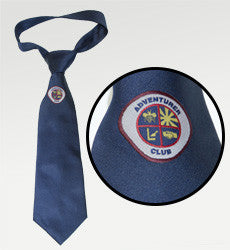 Adventurer Club Tie