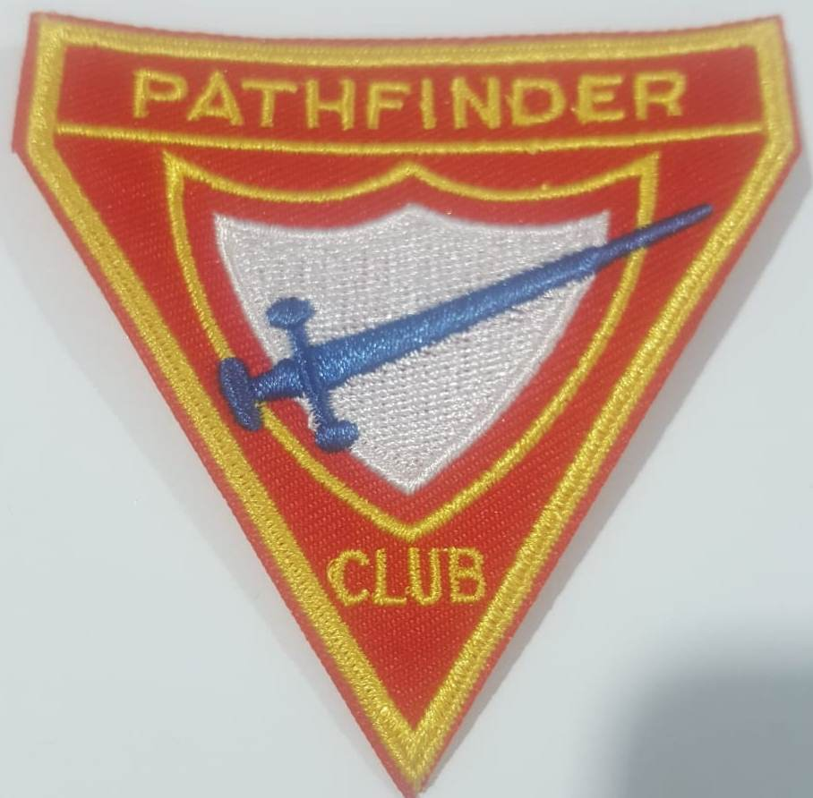 Pathfinder Club Badges
