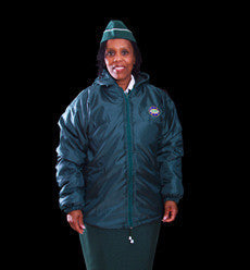 Master Guide Green Padded Fleece Jacket