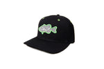Repetition Bass Green/Black Snapback