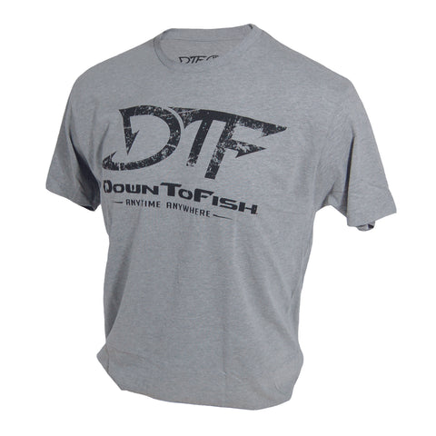 DTF Vintage Tee Heather Gray