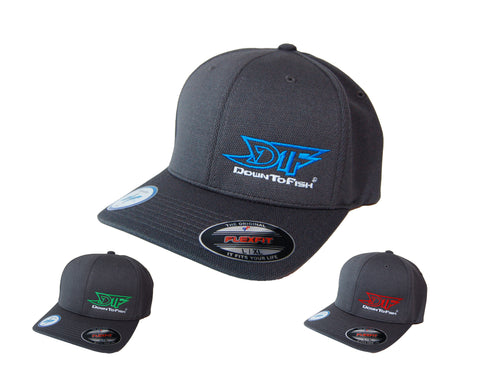Performance DTF Down To Fish® Flexfit Hat