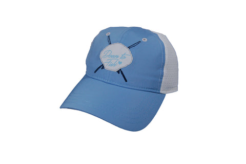 Ladies Performance Blue/White Hat