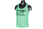 Women's DTF Tank Top Mint