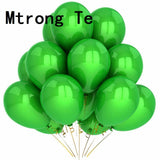 Solid colour latex balloons - 20 pieces - Socialness