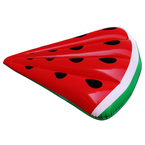 Watermelon slice inflatable pool float - Socialness