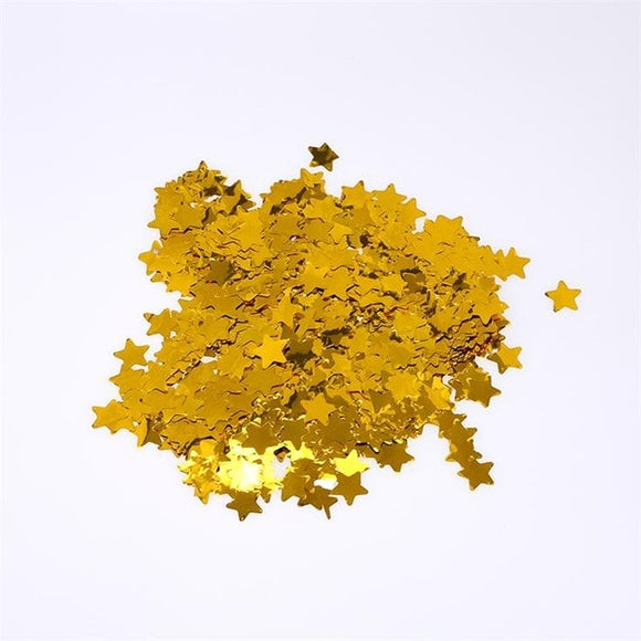Confetti sprinkles mix - gold stars - Socialness