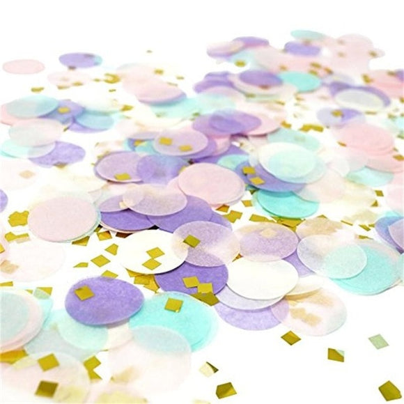 Confetti sprinkles mix - mermaid - Socialness
