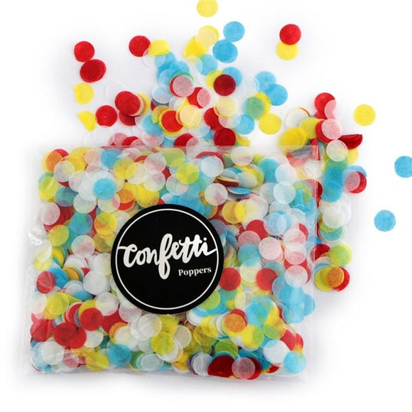 Confetti sprinkles mix - rainbow - Socialness