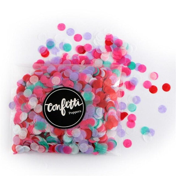 Confetti sprinkles mix - marshmallow - Socialness