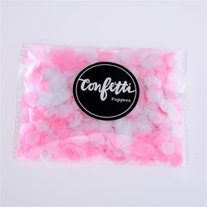 Confetti sprinkles mix - candy pink - Socialness