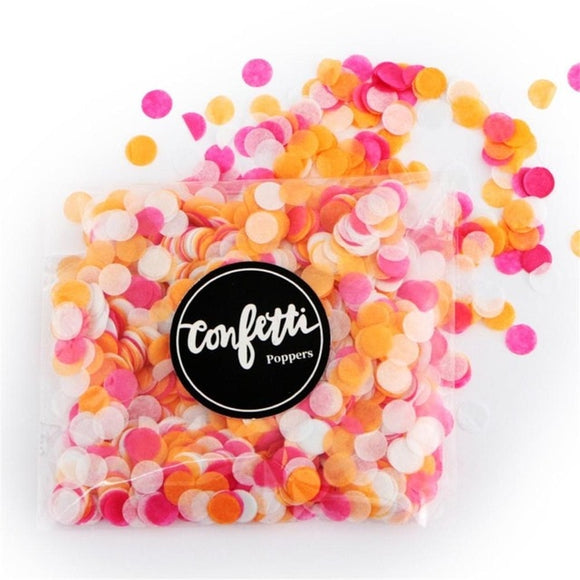 Confetti sprinkles mix - tropicana - Socialness