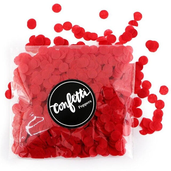 Confetti sprinkles mix - red - Socialness