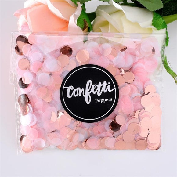 Confetti sprinkles mix - blush pink - Socialness
