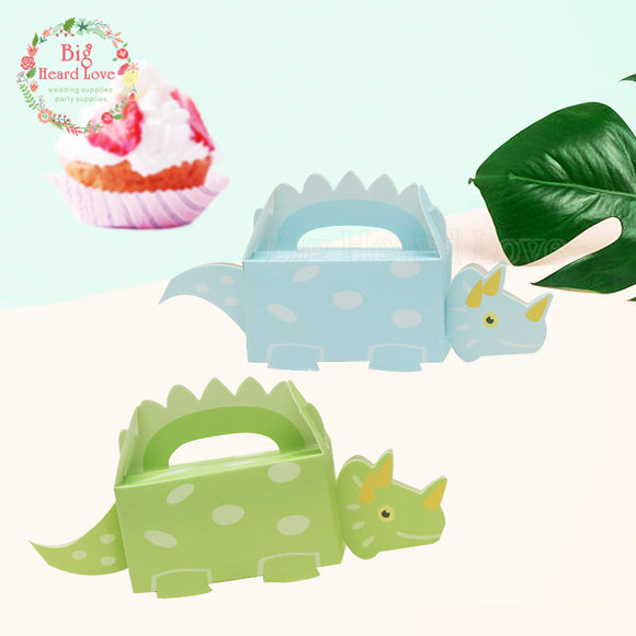 Dinosaur candy gift box - 10 pieces - Socialness