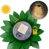 Pineapple outdoor garden solar light - Socialness