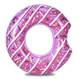 Donut sprinkles inflatable swimming ring - Socialness
