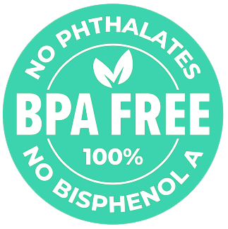 Gentle jaw is BPA free and phthalates free