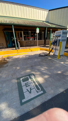 Electric Vehicle - Haleiwa Town Center