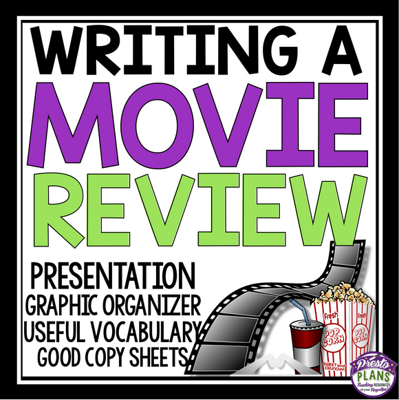 MOVIE REVIEW / FILM REVIEW WRITING