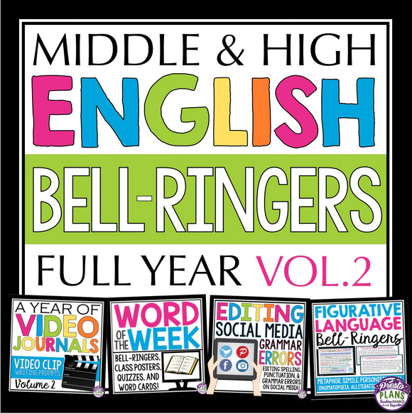ENGLISH BELL RINGERS: VOLUME 2