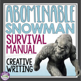CHRISTMAS WRITING ASSIGNMENT: ABOMINABLE SNOWMAN SURVIVAL MANUAL